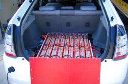 Kostprijs elektrische wagen