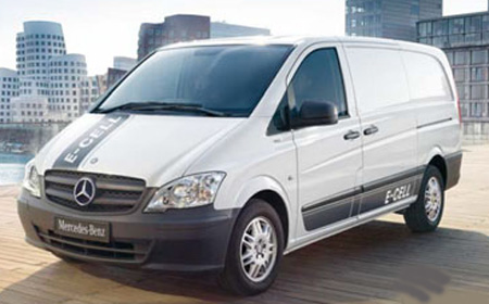 Mercedes Vito E-Cell