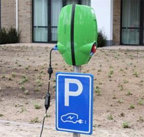 Oplaadpunten Elektrische Auto S